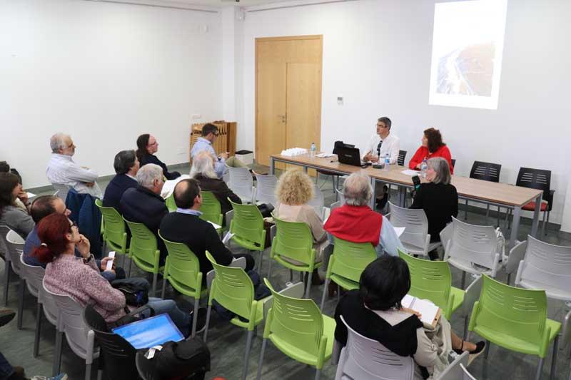 A Casa dos Alonsos da Guarda acolleu o pasado venres día 29 de marzo un encontro sobre a produción de sal entre a Protohistoria e a Antigüidade na Costa da Guarda e Viana do Castelo.