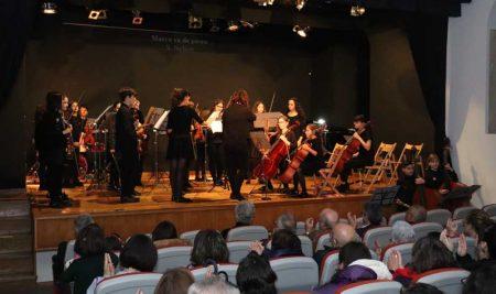 Na Revolta e a Orquestra Kv2211 encheron de música a pasada fin de semana na Guarda
