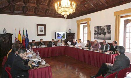 Antonio Lomba defende unha actuación definitiva no litoral da Lamiña na CPIRM