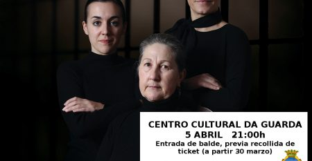 NP 27032019 A Guarda Acolle O 5 De Abril A Obra De Teatro «Bernarda» De Malasombra Producións