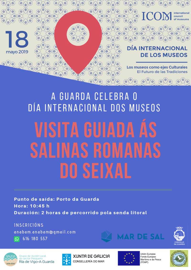 O vindeiro sábado día 18 de maio celébrase o Día Internacional dos Museos, que este ano se conmemora coa temática dos Museos coma eixos culturais e futuro das tradicións.
