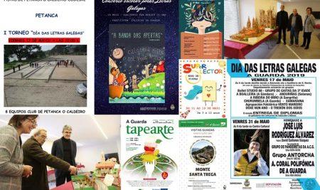Fin de semana das Letras Galegas con moitas actividades na Guarda