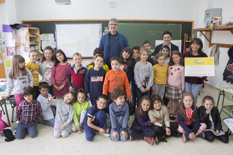 1º EP CEIP Plurilingüe As Solanas (A Guarda) – categoría educación primaria