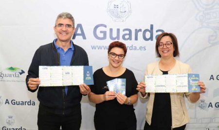 A Guarda presenta a Axenda de Verán 2019