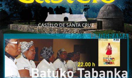 Noites no Castelo regresa este ano coas actuacións de Batuko Tabanka e Leilía