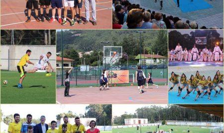 A Guarda acolleu varios torneos e exhibicións deportivas a pasada fin de semana