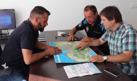 O Concello da Guarda presenta o dispositivo de Tráfico para o XIV Encontro de Embarcacións Tradicionais de Galicia