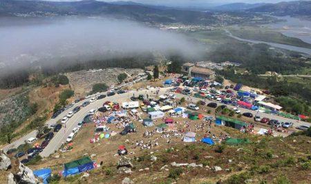 O Concello da Guarda pide a colaboración cidadá para respectar o patrimonio do Monte Santa Trega