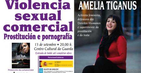 Relatorio sobre Violencia Sexual Comercial o 13 de setembro na Guarda