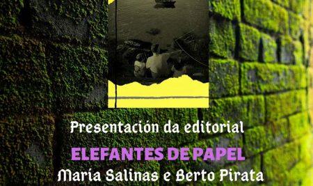 O Centro Cultural da Guarda acolle este venres a presentación do libro «Déixate de contos»