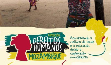 Chega á Guarda a exposición do Fondo Galego sobre Dereitos Humanos en Mozambique