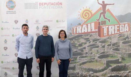 Preto de 500 deportistas tomarán este domingo o Monte Santa Trega na VI edición do Trail do Trega