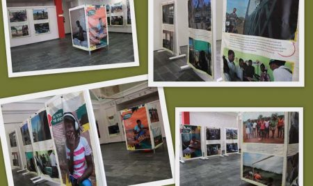 Exposición fotográfica sobre Dereitos Humanos en Mozambique na Guarda