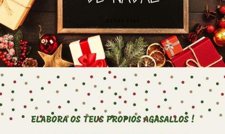 O Concello da Guarda imparte un Obradoiro de agasallos de Nadal