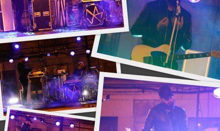 O concerto do grupo Presumido pechou a programación musical do Nadal na Guarda
