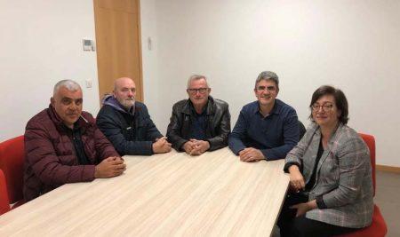 O concello de A Guarda avanza cara o Irmanamento con Povoa de Varzim