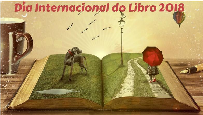 Día Internacional do Libro 2018