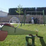 Parque infantil do Castro