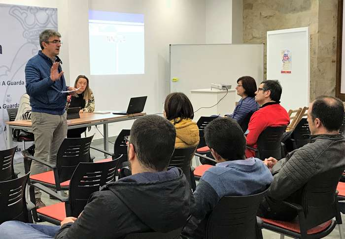 Presentación no proxecto «Comercio innova»