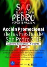 Festas San Pedro