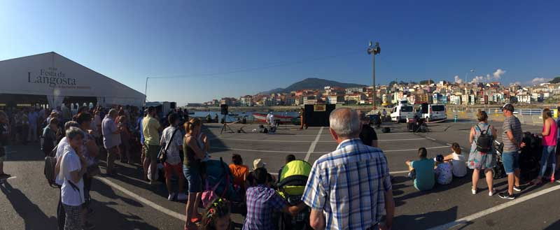 Máis de 20.000 persoas pasaron polas instalacións desta festa, declarada de Interese Turístico de Galicia.