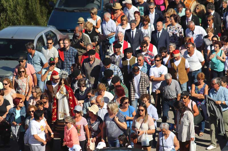 O pasado domingo día 23 de setembro A Guarda acolleu un ano máis a Romaría de Santa Trega, unha xornada relixiosa e de lecer que estivo marcada este ano por unha masiva afluencia de visitantes e unhas excepcionais temperaturas.
