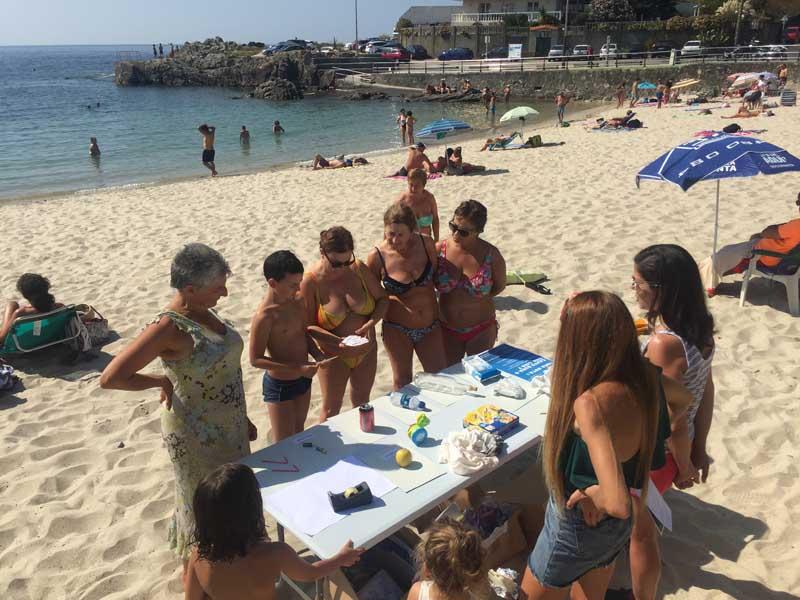 Durante a pasada fin de semana as praias guardesas de Area Grande e O Muíño, ámbalas dúas con bandeira azul, acolleron dúas actividades medioambientais destinadas ao fomento de boas prácticas nas praias do municipio.