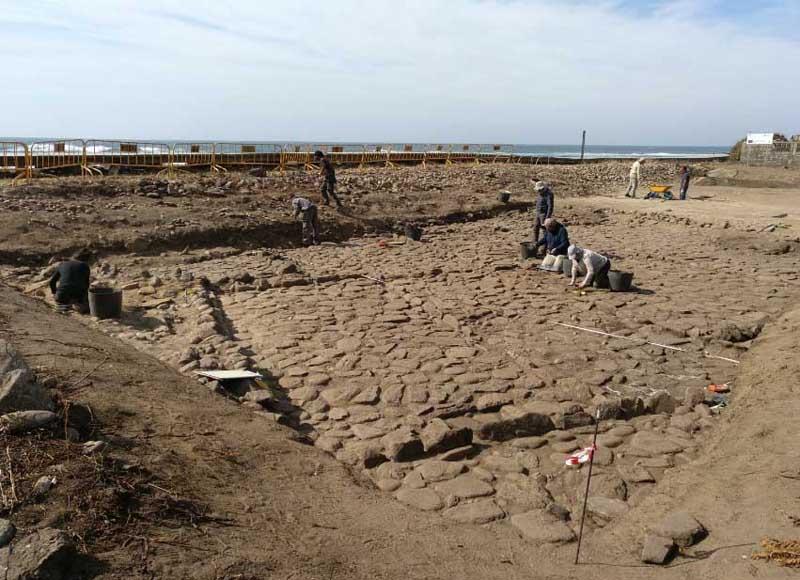 As estruturas documentadas na Guarda forman parte dun complexo maior que se estende polas costas da antiga Gallaecia e que supón unha mostra excepcional da produción de sal no mundo antigo, cun enorme valor científico e potencial patrimonial.