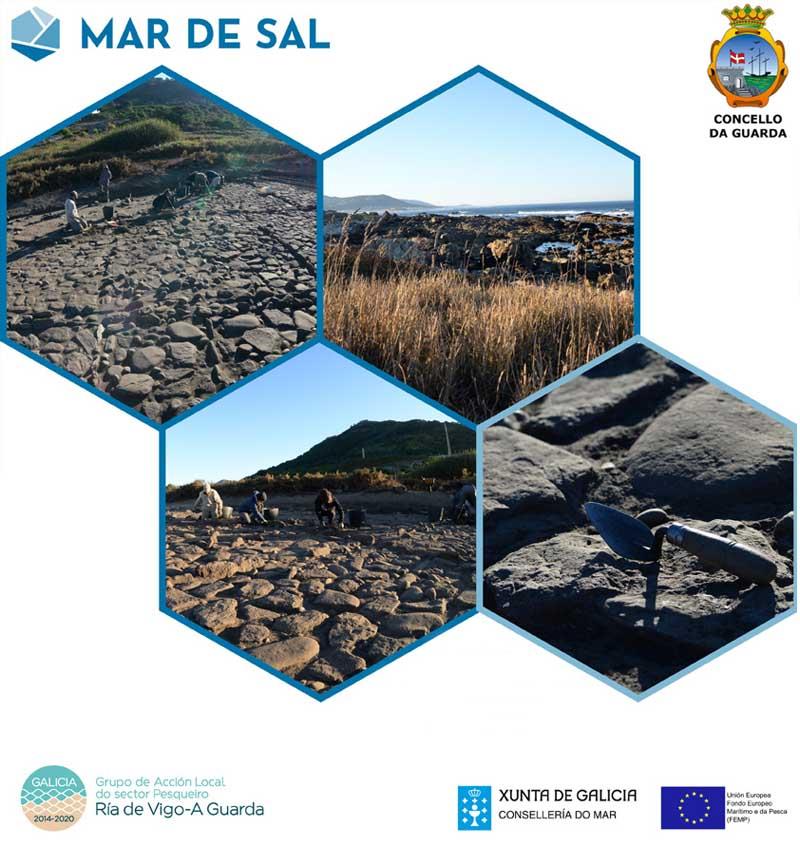 O proxecto «Mar de Sal» fundaméntase na necesidade de sustentar o desenvolvemento patrimonial sobre un sólido respaldo científico.