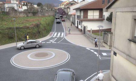 A Guarda licita as obras de mellora da mobilidade e seguridade no entorno da rúa Vigo e Celta