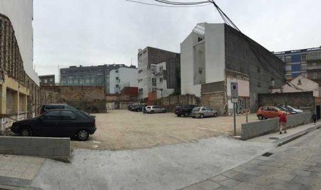 A Guarda conta cunha nova zona de estacionamento gratuíto con horario limitado