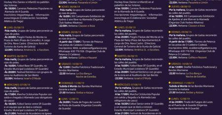 A Guarda Prepárase Para A Semana Grande Das Festas Do Monte 2019 (2)
