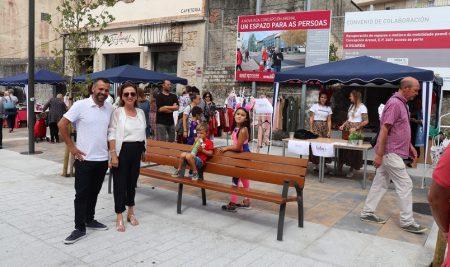 ACIGU CCA celebrou o pasado sábado a Feria de Oportunidades de A Guarda
