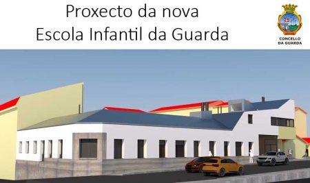 O proxecto da nova Escola Infantil da Guarda pendente do visto bo da Consellería de Política Social