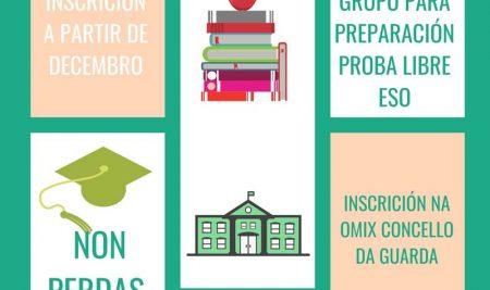 Curso para a preparación das probas libres da ESO