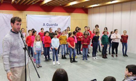 O Conservatorio da Guarda presume de Coro