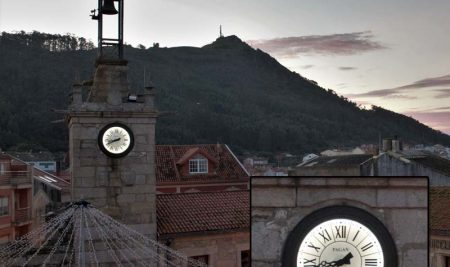 Nova vida para a Torre do Reló da Guarda