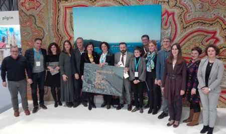 O Xeodestino Ría de Vigo e Baixo Miño presenta en FITUR o primeiro reino medieval de Europa