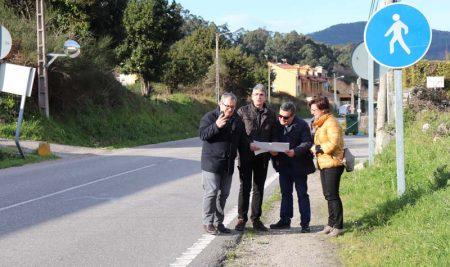 O Concello da Guarda está a redactar un anteproxecto para a estrada PO-352  de circunvalación ao Monte Santa Trega