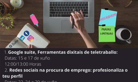 A Omix da Guarda oferta novos cursos en formato de teleformación