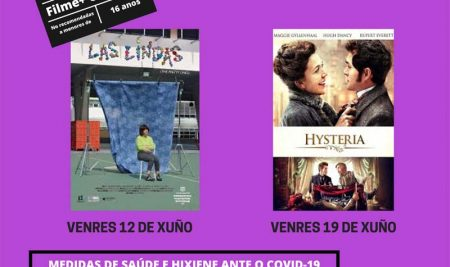 A Guarda retoma o ciclo de Cinema de Muller