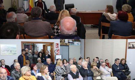 O Alcalde da Guarda entrega á Consellería o anteproxecto da senda de circunvalación ao Monte Santa Trega