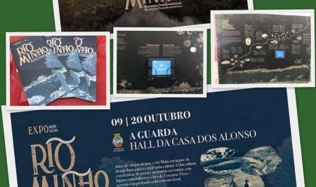 """A exposición """"Río Miño- Memorias transfronteirizas"""" pode verse na Casa dos Alonso até o 20 de outubro"""