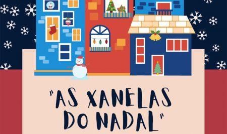 """A Guarda lanza o concurso """"As Xanelas do Nadal"""""""