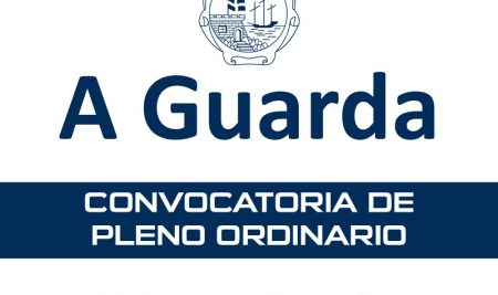 Convocatoria de Pleno Ordinario o venres 27 de novembro