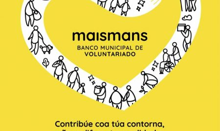 A Guarda pon en marcha un Banco municipal de voluntariado