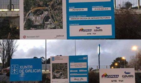 Dende o concello da Guarda esperamos que o comezo das obras do enlace de Areas sexa o principio da culminación da Autovía Tui-A Guarda