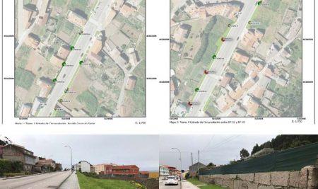 O Concello da Guarda mellorará os espazos axardinados da estrada de Circunvalación