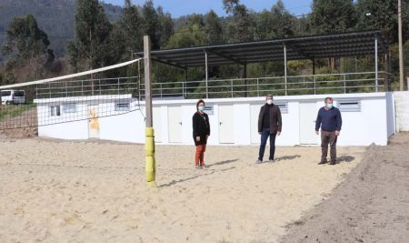 O parque deportivo do Codesal consolidase como espazo de ocio