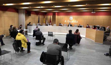 A Guarda aproba en pleno as bases de axudas ás empresas que tiveron que pechar pola covid-19 por importe de 55.000€